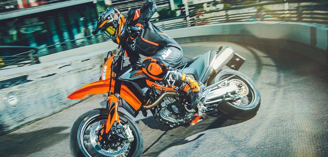 KTM 690 SMC R 2021