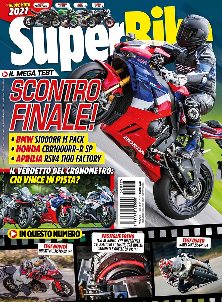 SuperBike Italia dicembre 2020