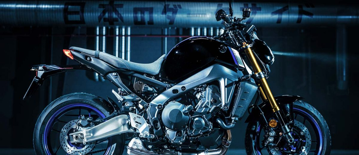 Yamaha MT-09 SP 2021