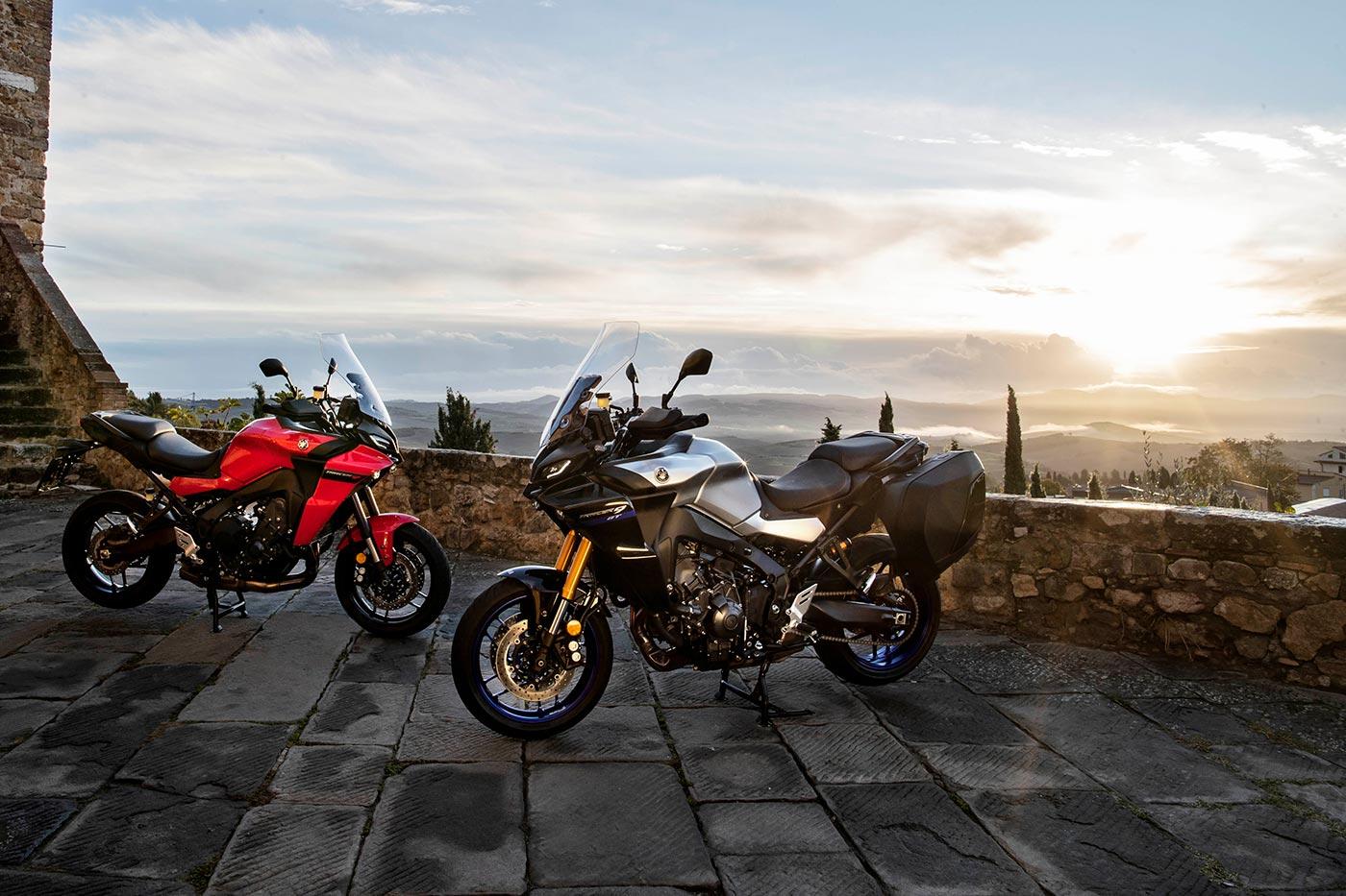 Yamaha Tracer 9 e Tracer 9 GT