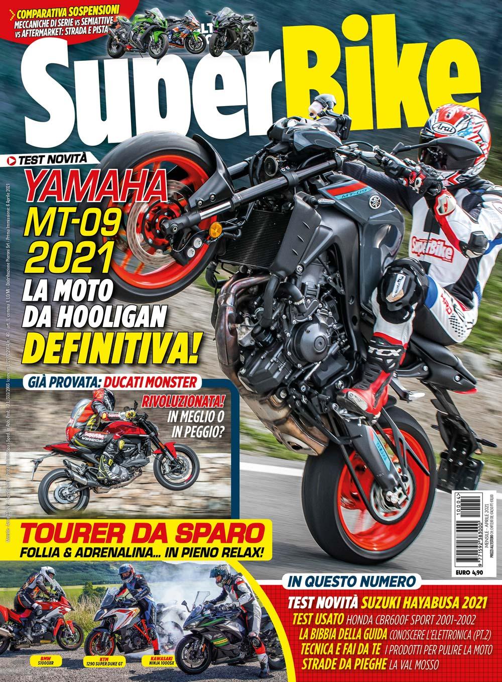 SuperBike Italia - Aprile 2021