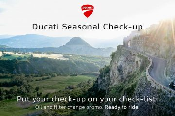 Ducati Seasonal Chek-up 2021
