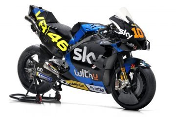 Ducati MotoGP Sky Racing Team VR46 2021