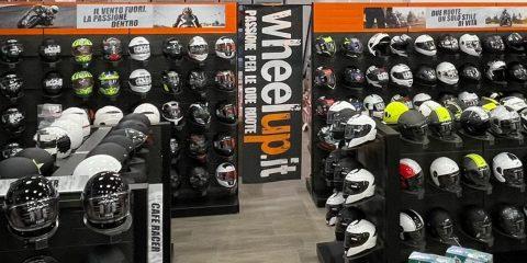 WheelUP negozio in Sicilia