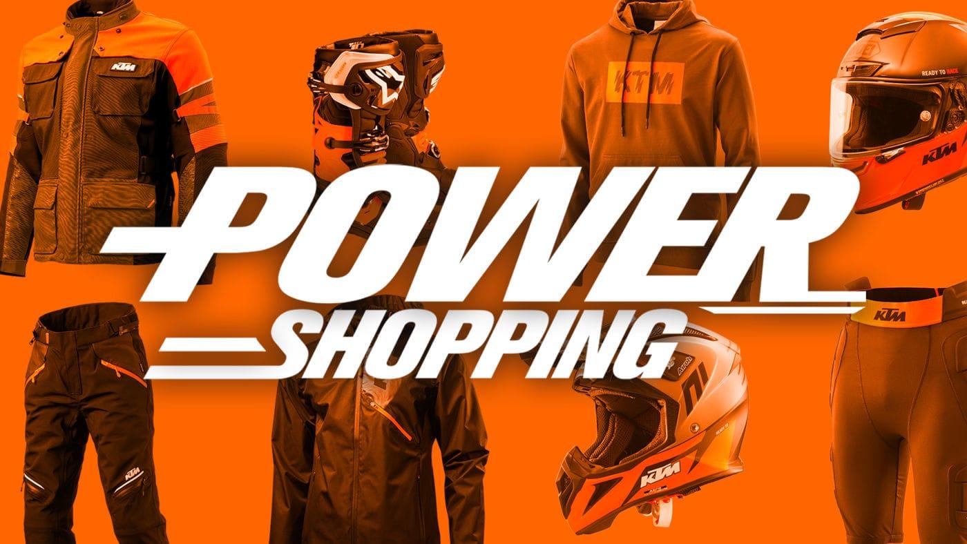 KTM Power Shopping 2021