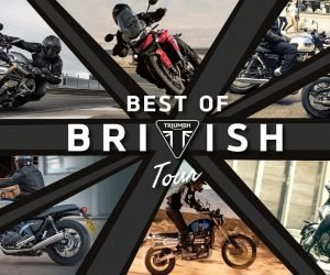 Triumph Best of British Tour