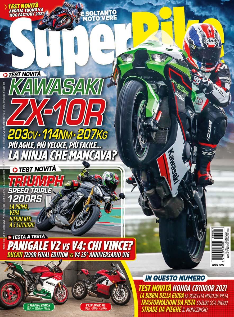 SuperBike Italia giugno 2021