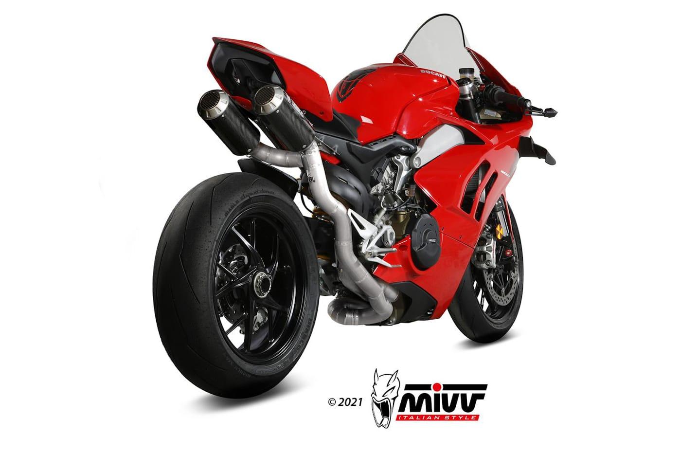 Mivv Evo per Ducati Panigale V4