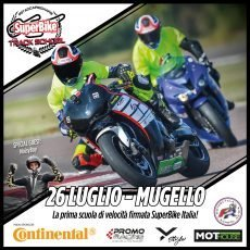 SuperBike Italia Track School Mugello