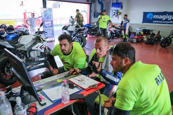 SuperBike Italia Track School - Mugello