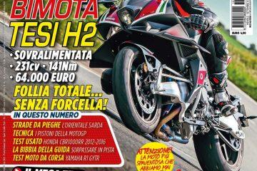 SuperBike Italia - copertina di settembre 2021
