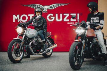 Moto Guzzi fabbrica Mandello del Lario