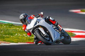 Prova Ducati SuperSport 950
