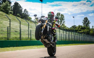 Prova Triumph Speed Triple 1200RS