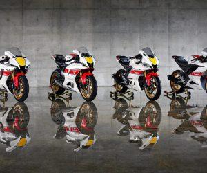 Yamaha R-Series 2022 livrea Speed block