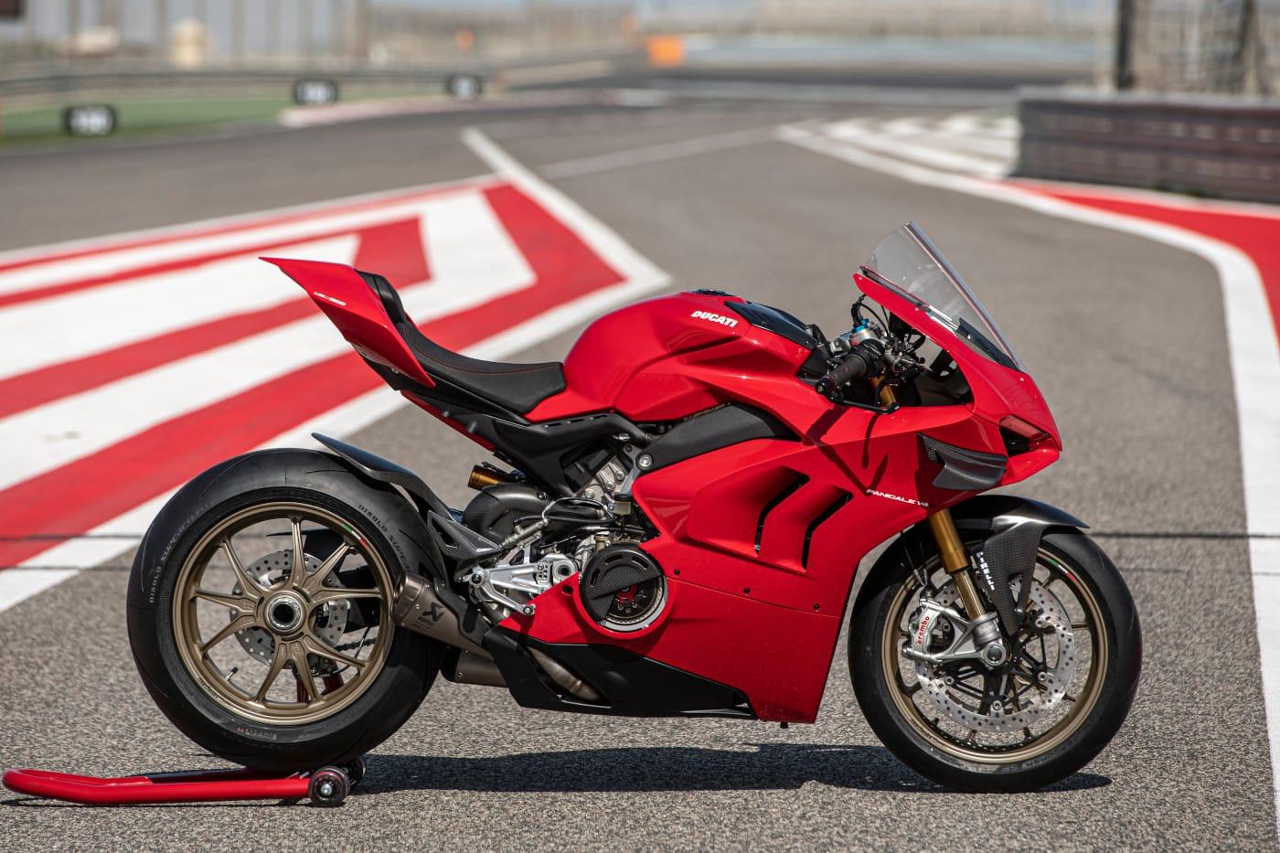 Accessori per Ducati Panigale V4S